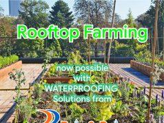 Roof Top Garden & Farming