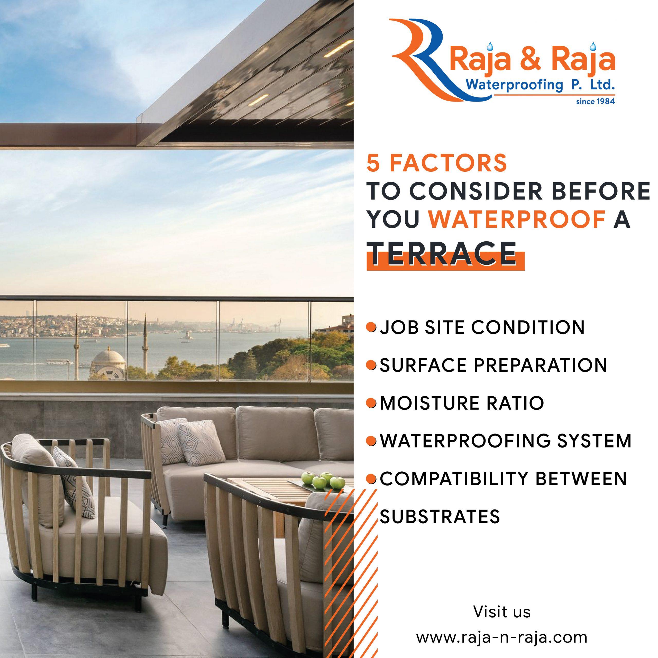 5-Factors-for-Waterproofing-Terrace
